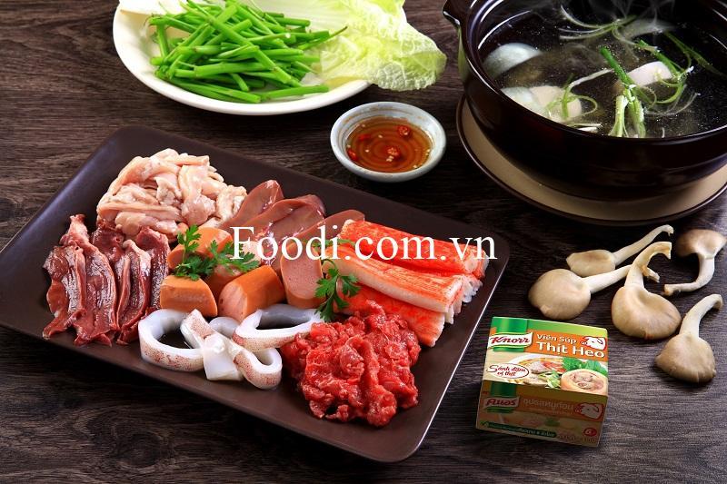 Top 30 Nhà hàng Sài Gòn gần đây ở TPHCM ngon nức tiếng nhớ thưởng thức