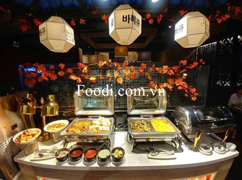 20 nhà hàng King BBQ Buffet ngon ở Sài Gòn đáng ghé thưởng thức