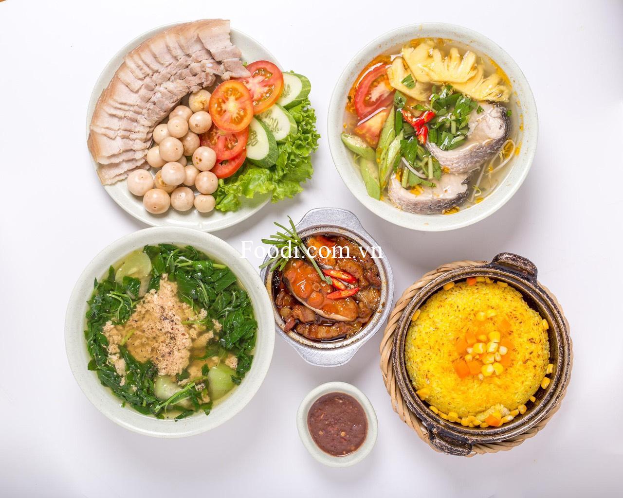 """Top 21 Quán ăn ngon quận 1 ở Sài Gòn - TPHCM """"đốn tim"""" du khách"""