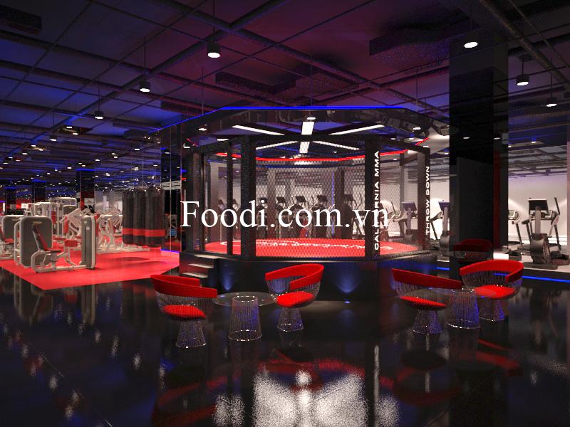 Top 20 Phòng thể hình tập gym Sài Gòn gần đây ở TPHCM chất lượng nhất