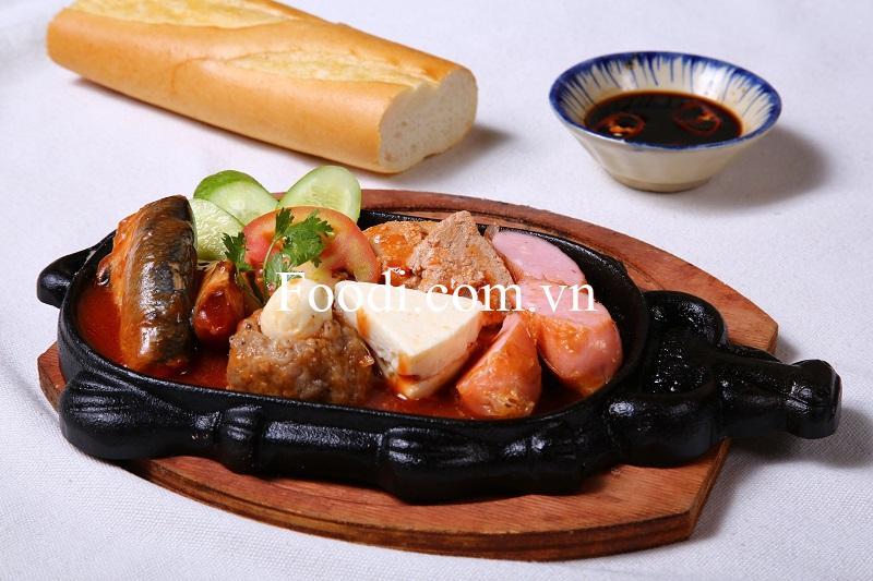 Top 21 Nhà hàng huyện Hóc Môn ngon: Buffet, lẩu nướng, hải sản, nhậu