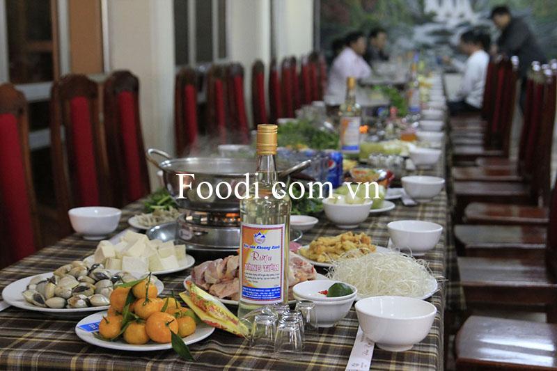 Top 20 nhà hàng huyện Ba Vì ngon nổi tiếng nhất mà bạn nên biết