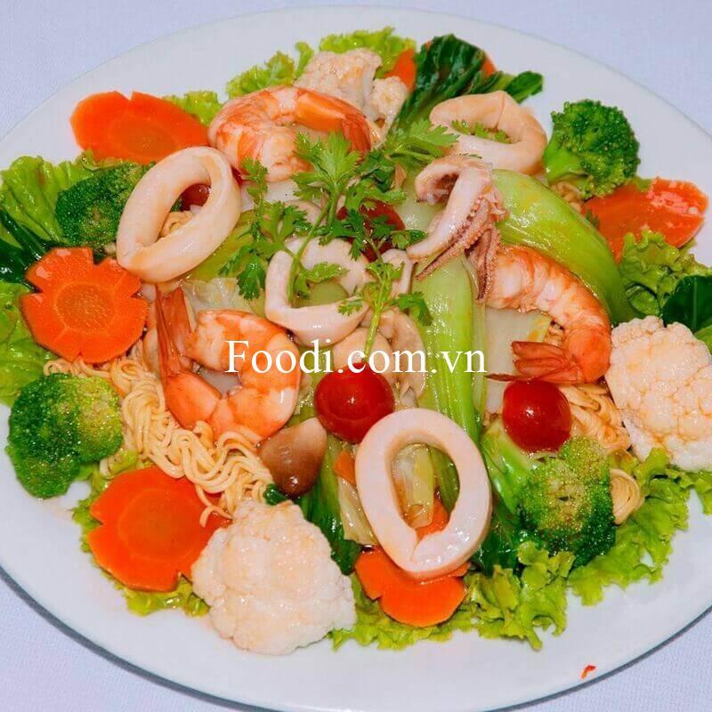 nhà hàng Khánh Hòa