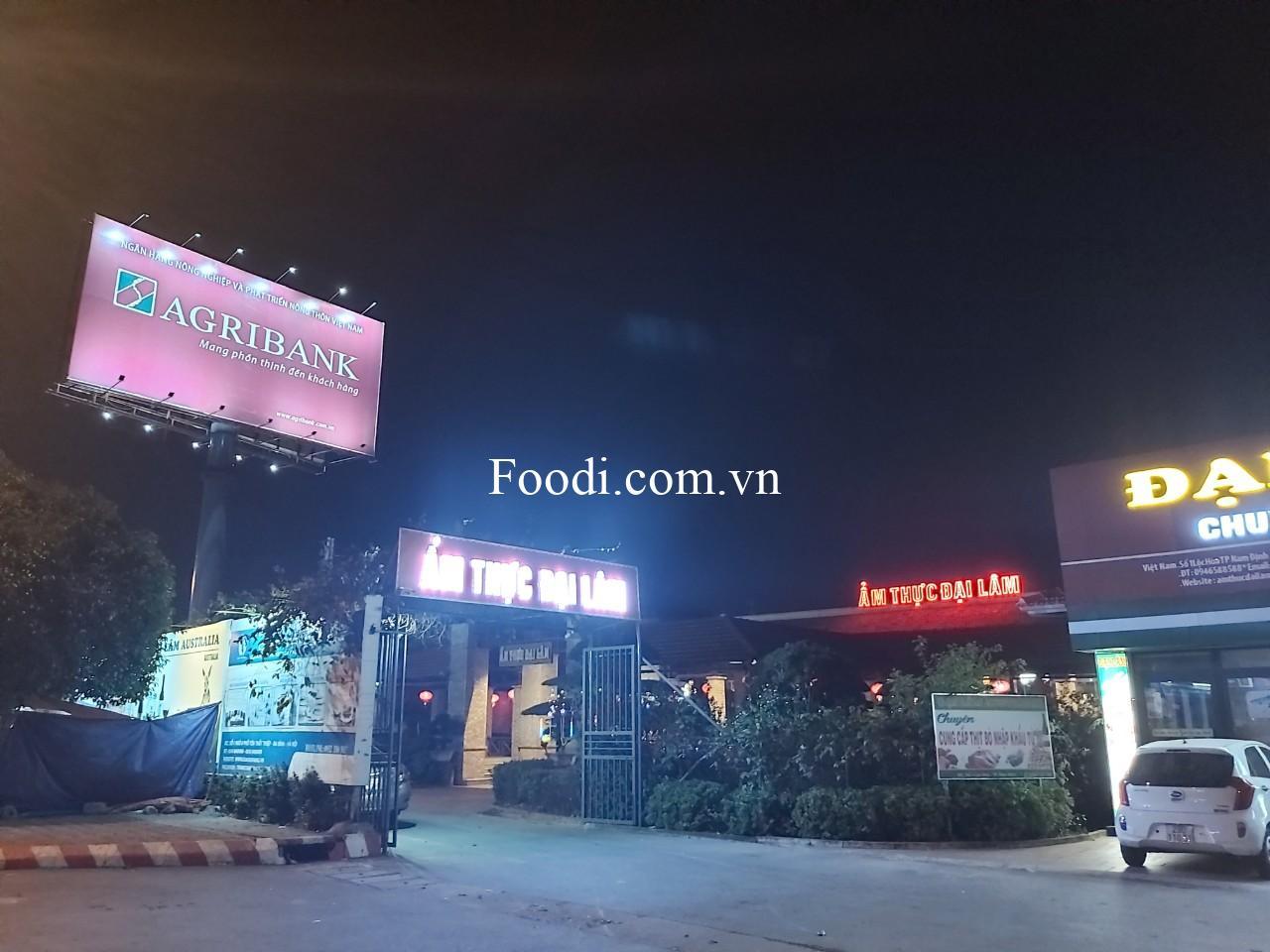 Top 21 Nhà hàng Nam Định ngon có tiếng nhất luôn đông khách