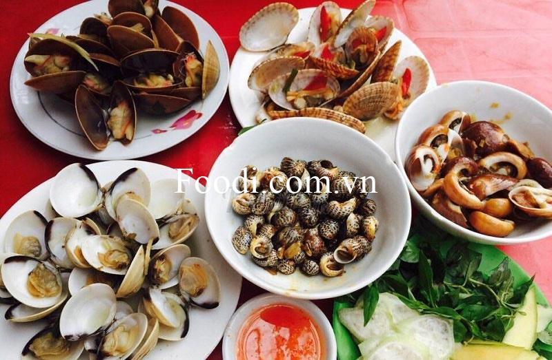 Top 10 Quán hải sản Quy Nhơn Bình Định tươi sống mới vừa đánh bắt