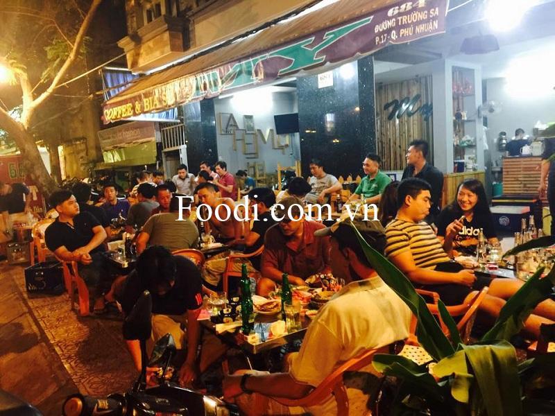 quán nhậu Phú Nhuận
