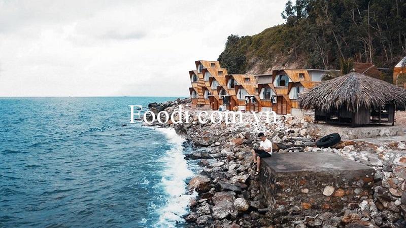 Top 10 Resort khách sạn nhà nghỉ homestay Nam Du giá rẻ đẹp view biển