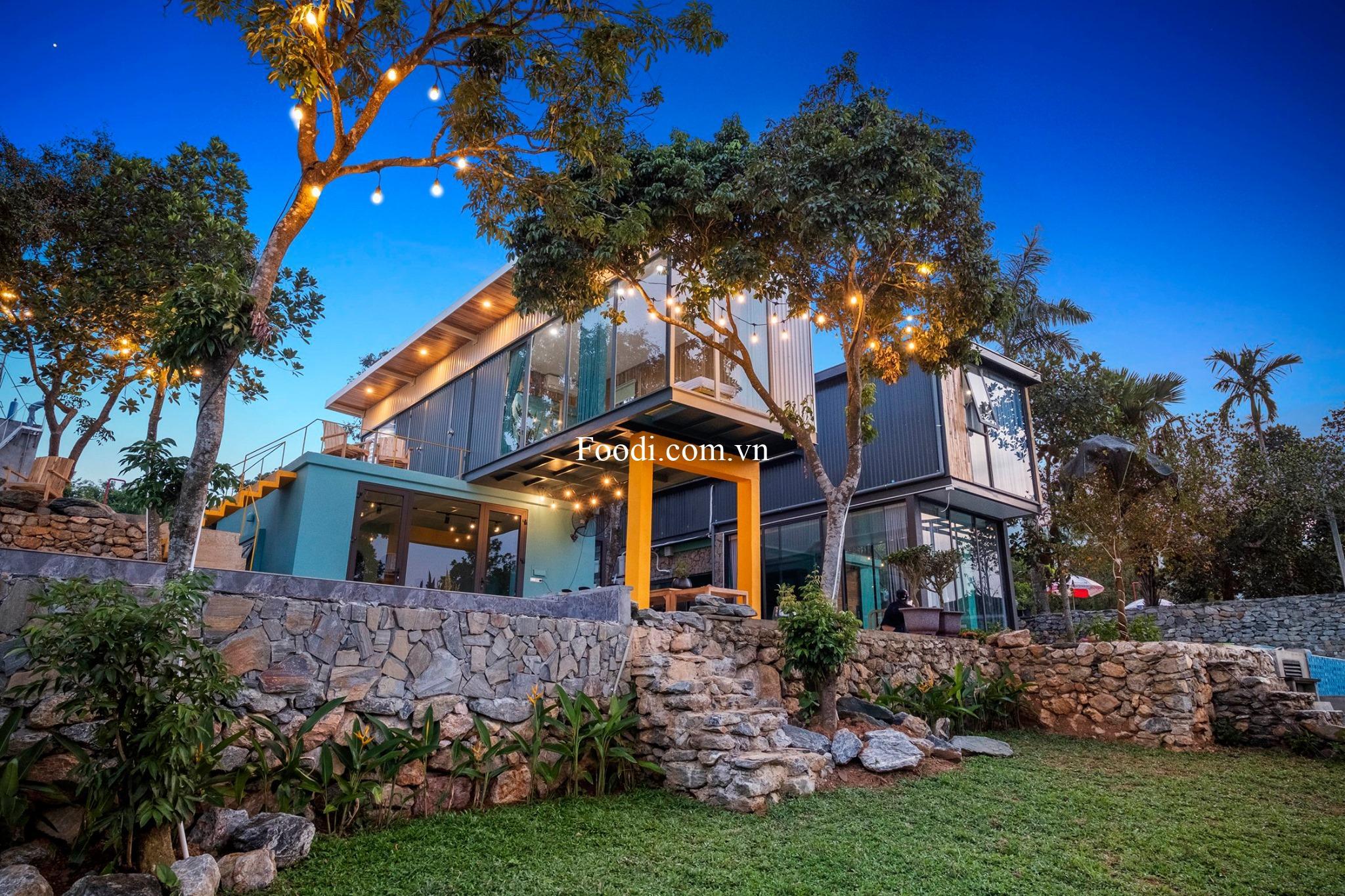 Top 21 Biệt thự villa homestay Ba Vì giá rẻ đẹp có hồ bơi nguyên căn