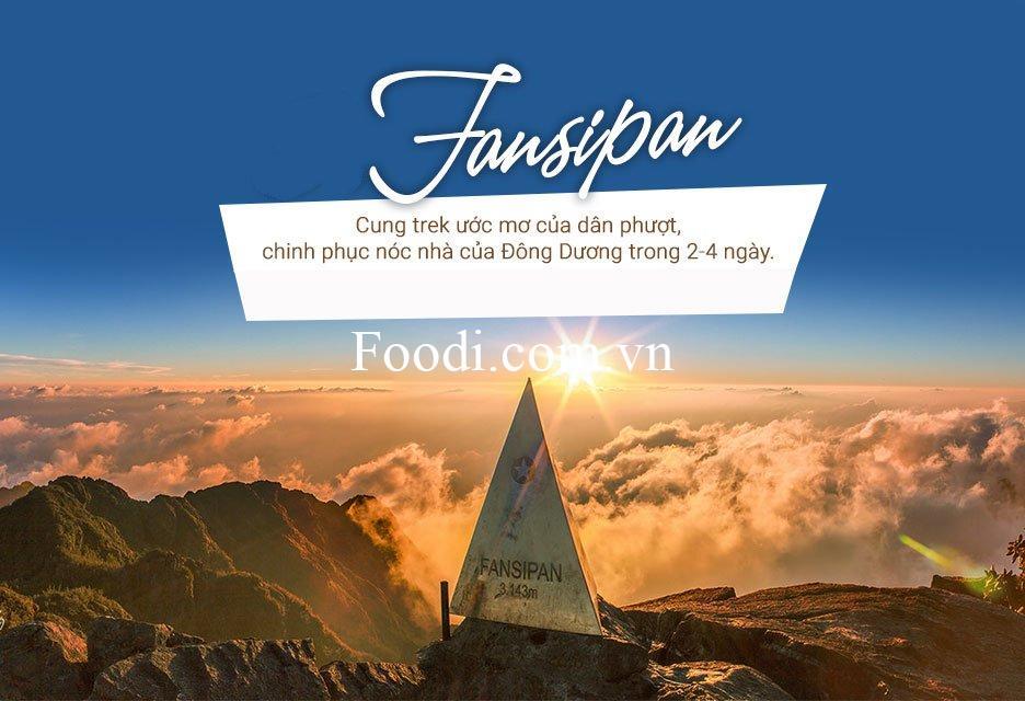 Trekking Fansipan cần lưu ý gì để có chuyến đi tuyệt vời nhất?