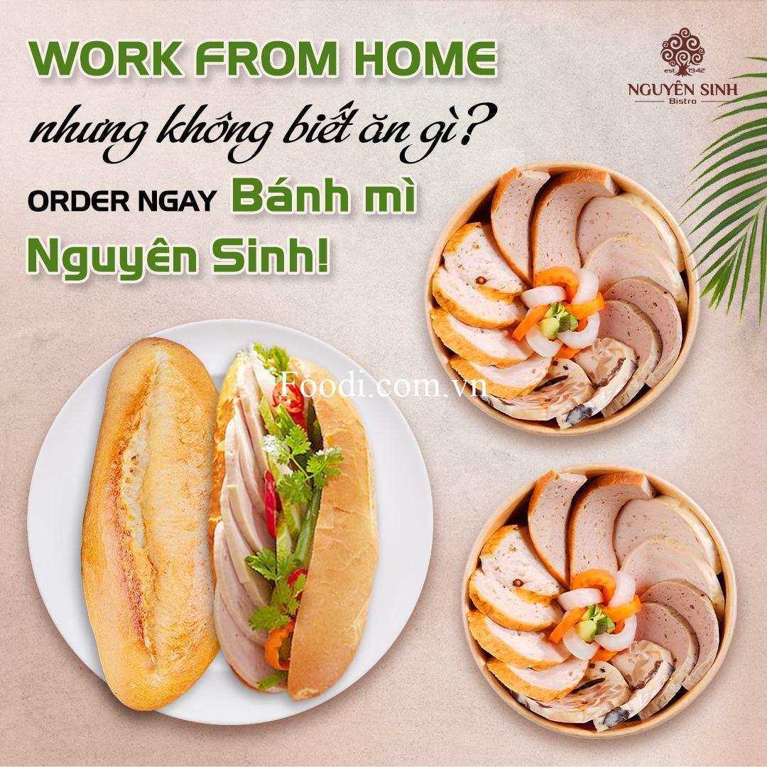 Top 20 Tiệm bánh mì gần đây ngon giá rẻ ở Sài Gòn TPHCM nổi tiếng