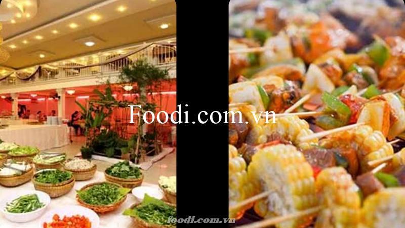 Top 10 Nhà hàng buffet trưa ngon nổi tiếng đẳng cấp ở TPHCM Sài Gòn