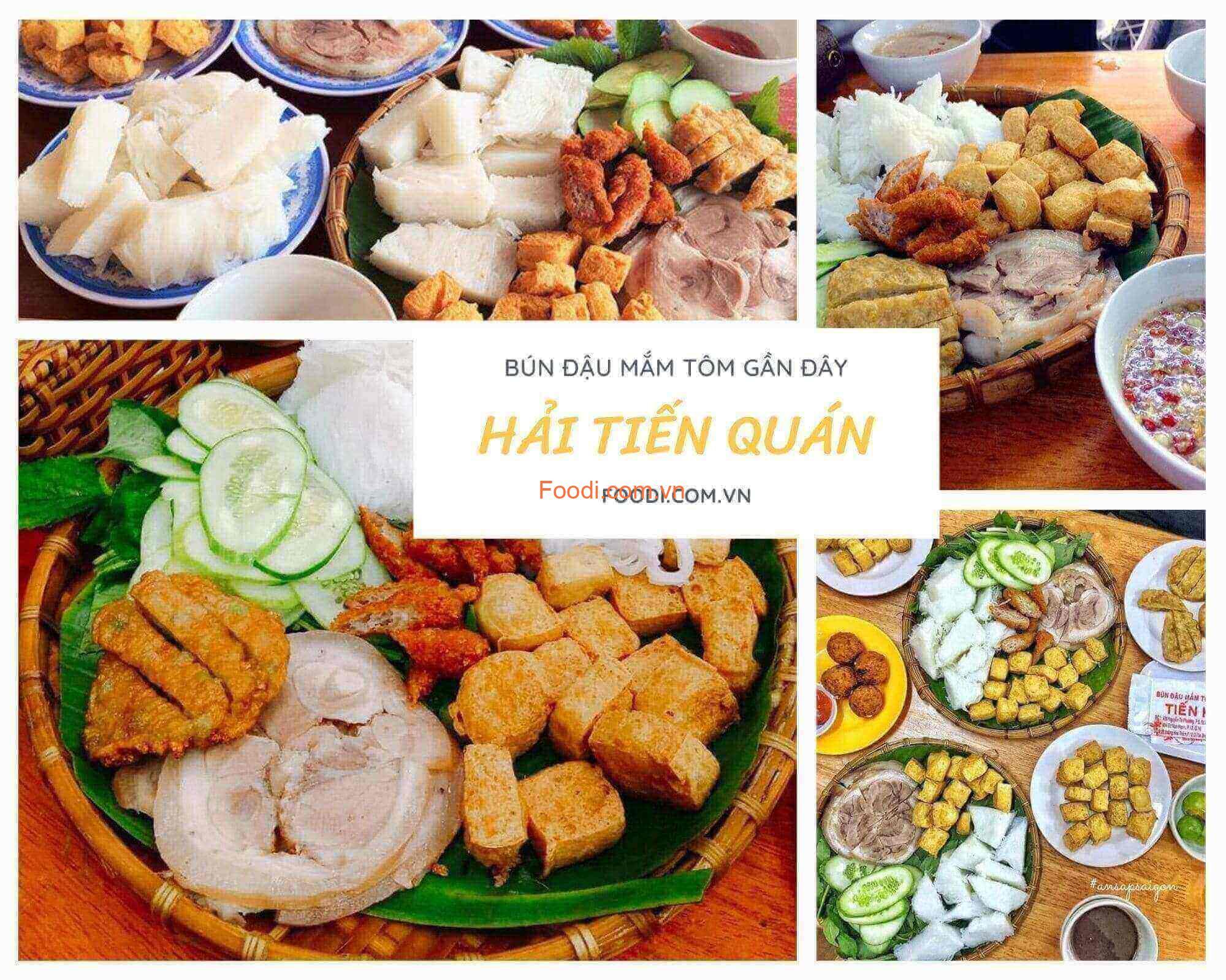 Top 20 Quán bún đậu mắm tôm gần đây ngon có tiếng ở Sài Gòn TPHCM