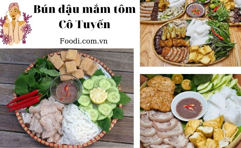 Top 20 Quán bún đậu mắm tôm Hà Nội siêu ngon nhất định phải thử