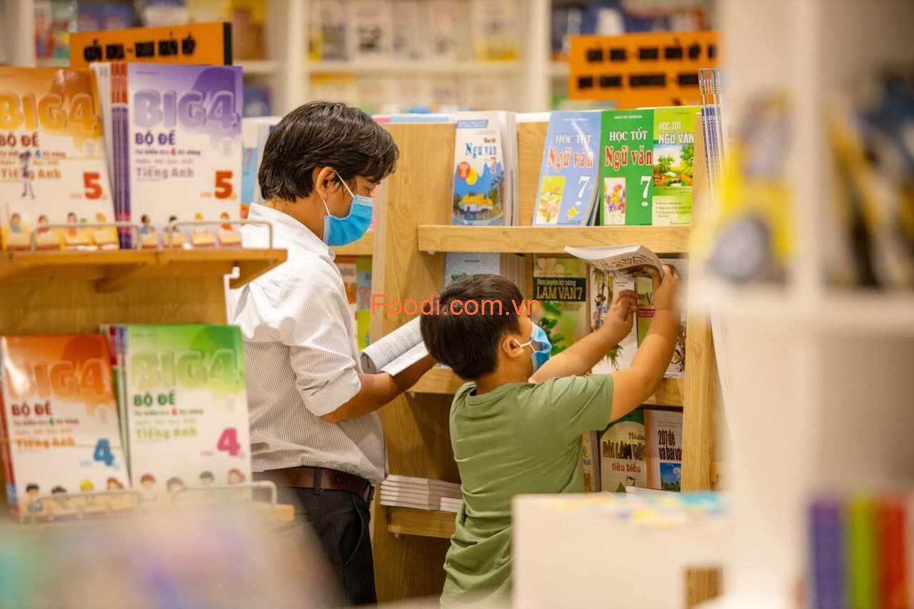 Top 20 Nhà sách gần đây nhất ở Sài Gòn TPHCM giá tốt đa dạng chủng loại