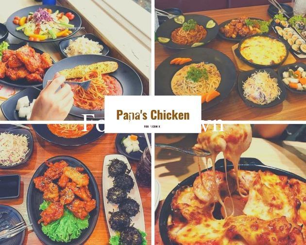 Papa's Chicken: Review nhà hàng món gà rán Hàn Quốc siêu đỉnh