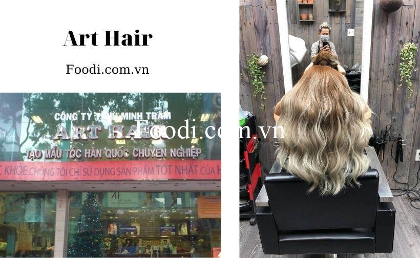 Top 20 Salon tiệm cắt tóc gần đây có dịch vụ siêu tốt tại Sài Gòn TPHCM