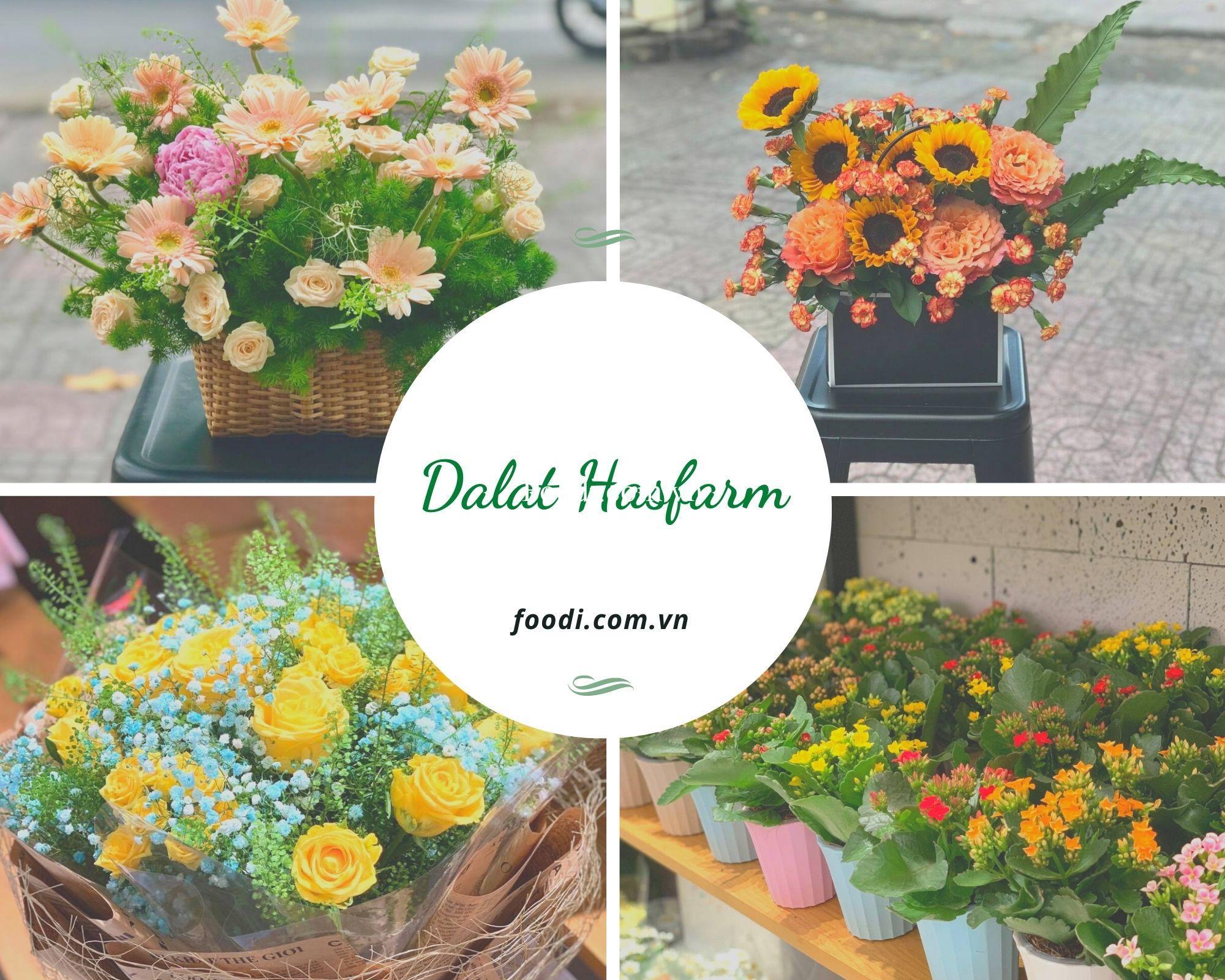 Top 21 Shop tiệm hoa gần đây đẹp chất lượng nhất Sài Gòn TPHCM