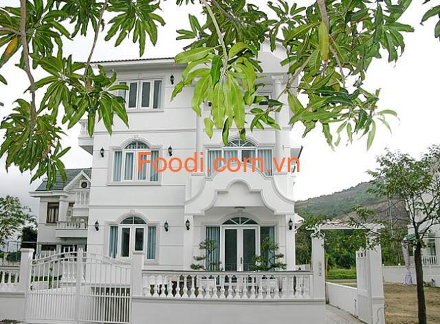 Top 20 Biệt thự villa Nha Trang giá rẻ view đẹp gần biển cho thuê du lịch