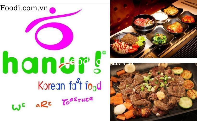 Review chi tiết chuỗi nhà hàng đồ Hàn siêu nổi tiếng Hanuri tại Sài Gòn