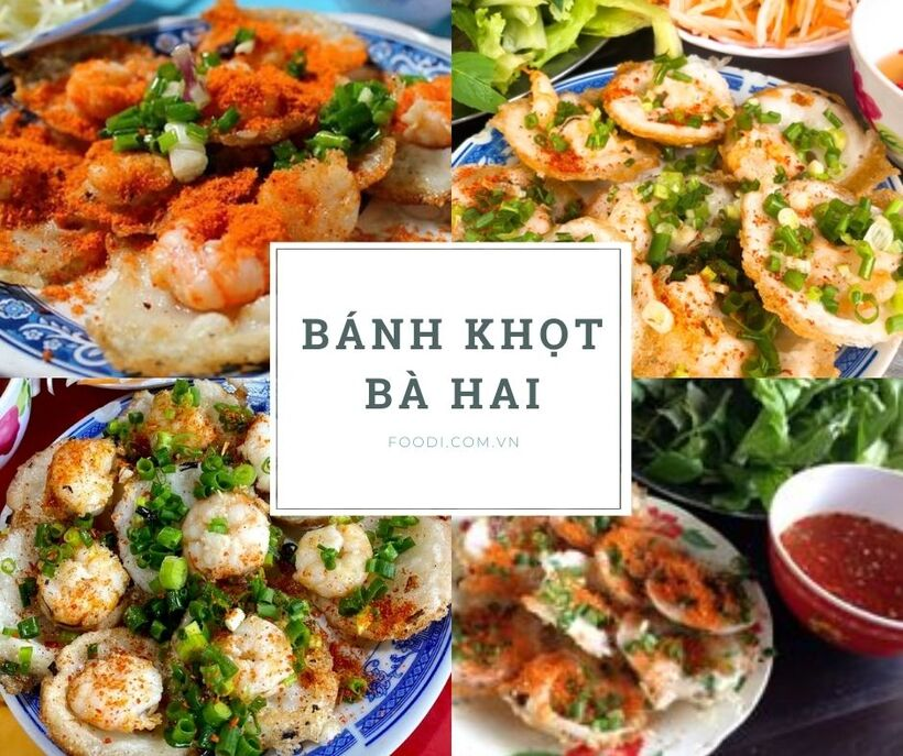 Top 18 Quán bánh khọt ngon ở Vũng Tàu – TPHCM – Sài Gòn nổi tiếng