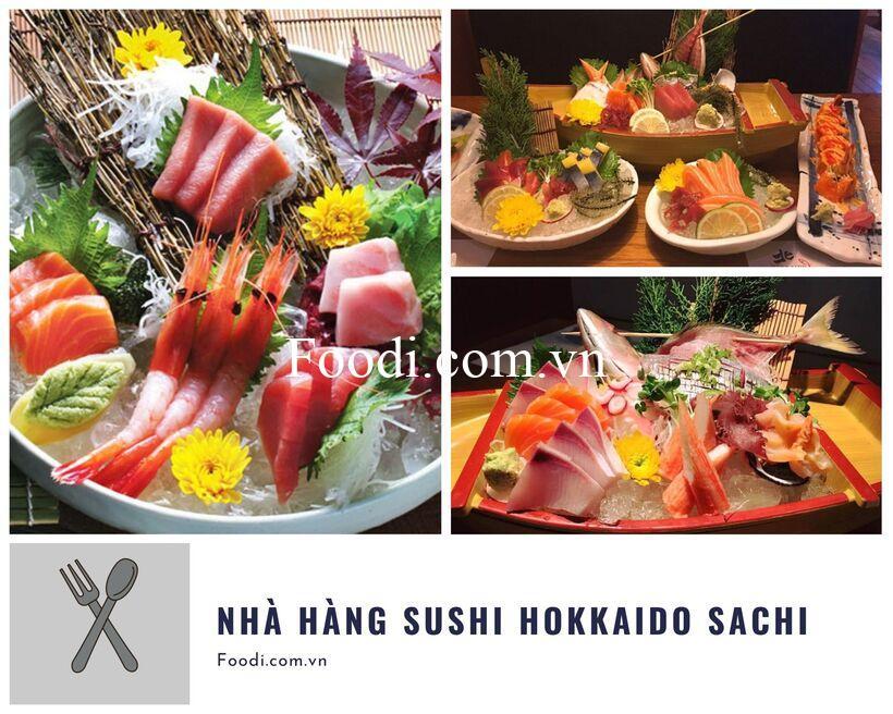 Top 20 Nhà hàng quán buffet sushi ngon ở TPHCM – Hà Nội nổi tiếng