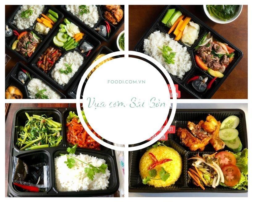 Top 20 Nhà hàng quán cơm gần đây ngon ở Sài Gòn TPHCM đáng thử